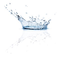 Water representing aqueous